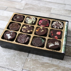 Vegan Selection Box 24 Wee Choc A Lots