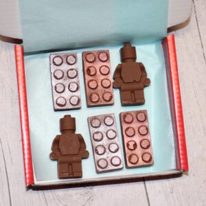 Robots & Bricks Milk Chocolate