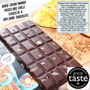 Mango Chilli Dark Chocolate