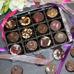 Vegan Chocolate Selection Box – 24